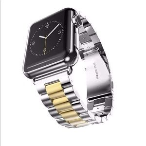 Accessories - New Apple Watch stainless steel band 38mm